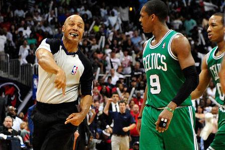 NBA Playoffs 2012: Time for Rajon Rondo to Grow Up