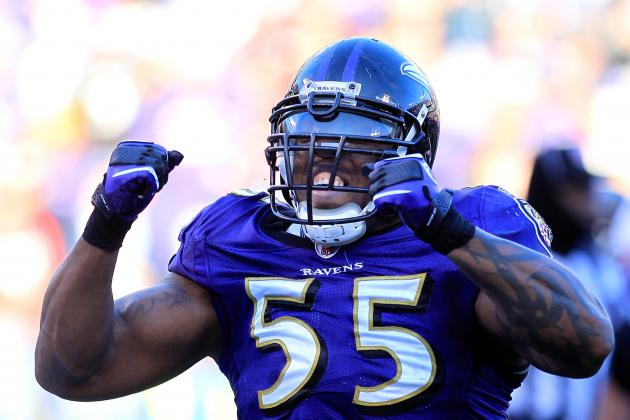 Terrell Suggs: Top Free-Agent Replacements for Baltimore Ravens Linebacker