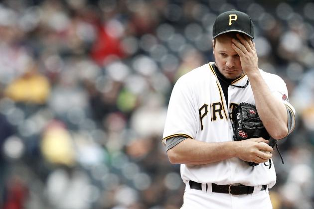 Pittsburgh Pirates: Erik Bedard Will Be Great Deadline Trade Bait