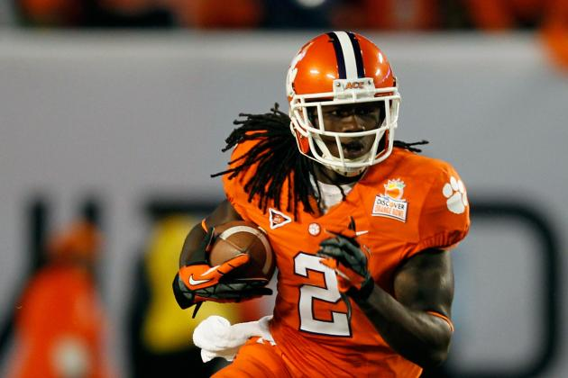 Sammy Watkins: Clemson Superstar Arrested Early Friday Morning