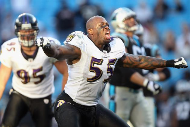 Does Terrell Suggs' Injury Make Things Easier for Bengals, Browns and Steelers?