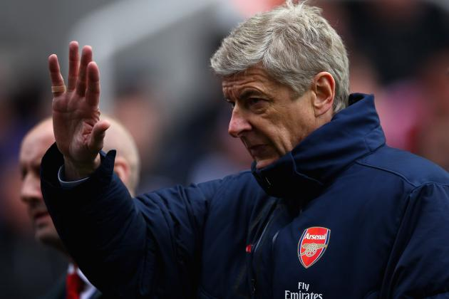 Arsene Wenger to Halt Transfer Buying to Execute the Second of His Summer Plans