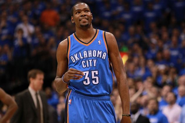 Kevin Durant, Russell Westbrook Leading the Thunder Through 2012 NBA Playoffs