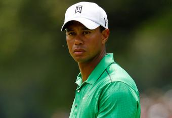 Tiger shot 73 on Friday and will miss the cut at the Wells Fargo