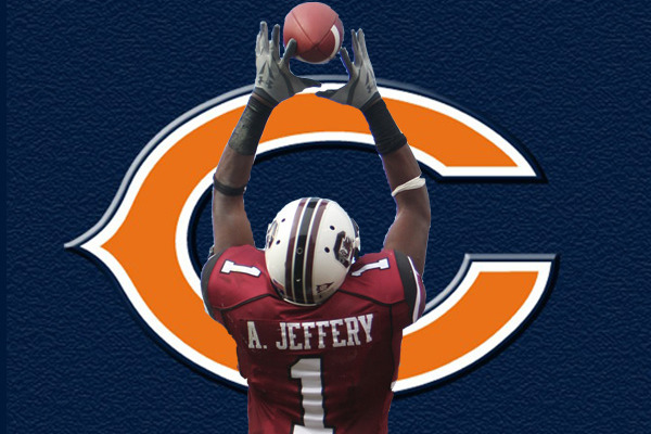 2012 NFL Draft Recap: Bears' Alshon Jeffery Is Not Ex-Lions' Big Mike Williams