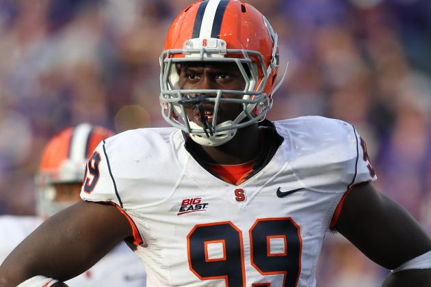 What to Expect from Patriots 2012 First-Round Pick Chandler Jones