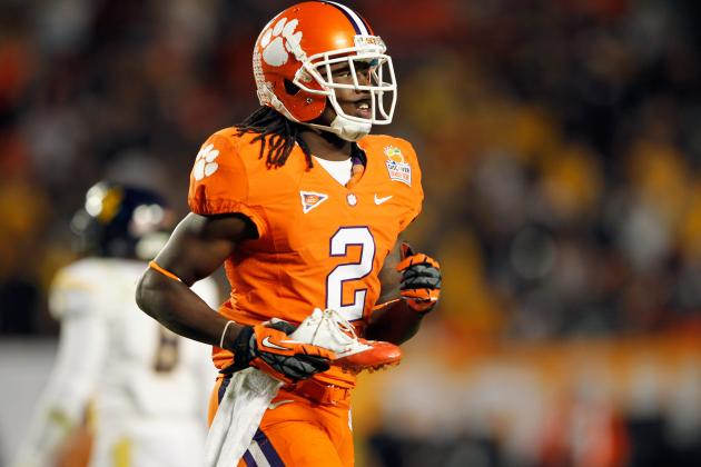 College Football 2012: Sammy Watkins' Arrest Is Not Part of Some Troubling Trend
