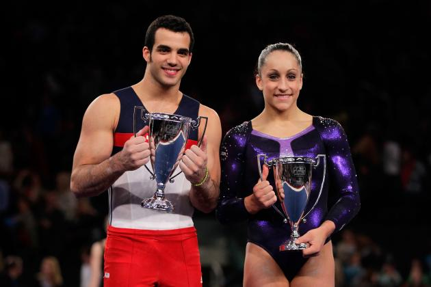 Summer Olympics 2012: U.S. Building an Olympic-Worthy Gymnastics Team