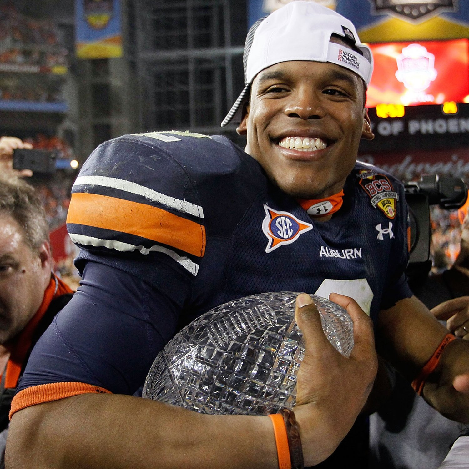 Auburn Football: The Tigers Should Retire Cam Newton's ...