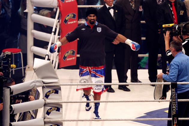 Breaking News: David Haye-Dereck Chisora Fight Set to Be Announced