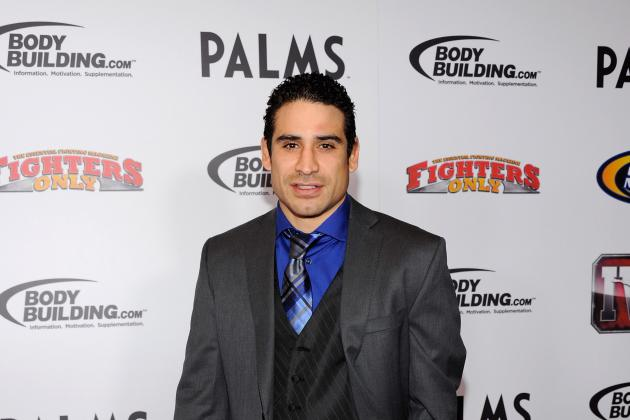 Danny Castillo Says Team Alpha Male Is Like a UFC Fraternity