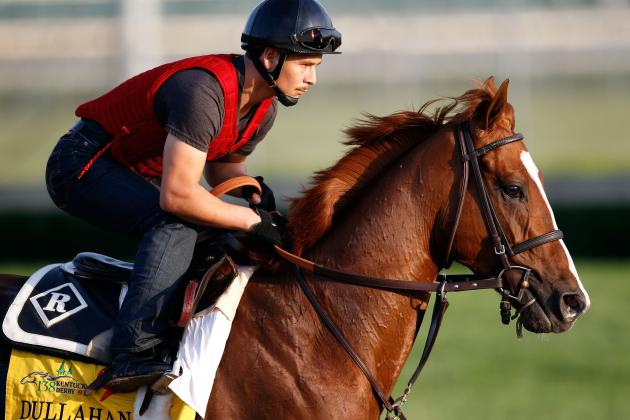 Kentucky Derby Post Positions 2012: Which Horses Got Screwed?