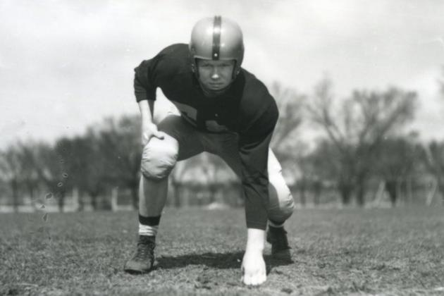 Classic Big Ten Football: Illinois at Iowa, 1952