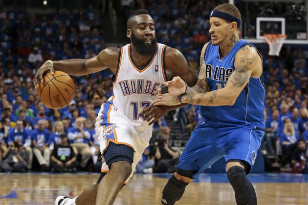 Oklahoma City Thunder: James Harden Is Worth Big Bucks