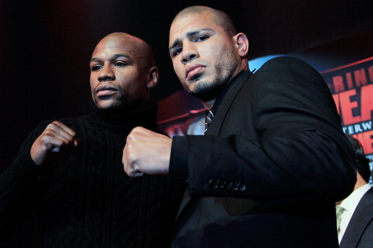 Floyd Mayweather vs. Miguel Cotto: Celebrities Weigh in on Gambling Odds