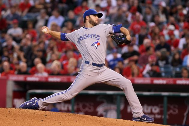 Brandon Morrow: Blue Jays' Flamethrower Is Finally Capitalizing on His Potential