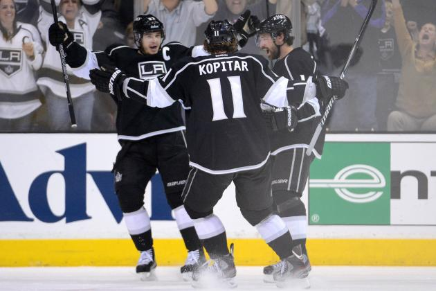 NHL Playoff Debate: Are the Kings the Best Team in the West Right Now?