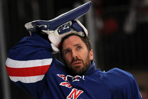 Stanley Cup Playoffs 2012: Why NY Rangers Goalie Henrik Lundqvist Has Stepped Up