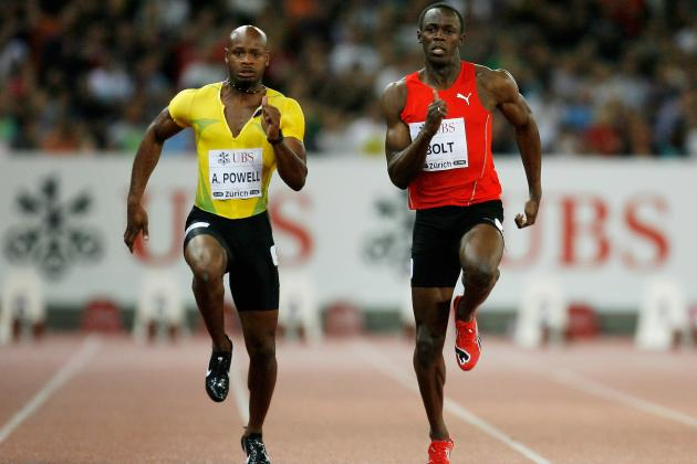 Asafa Powell Pulls Out of Potential Clash with Olympic Favorite Usain Bolt