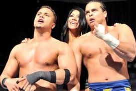 Abraham Washington Ominously Signs Primo, Epico and Rosa Mendes