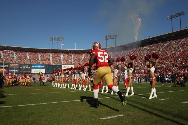 Are the 2012 San Francisco 49ers Already Super Bowl Favorites?