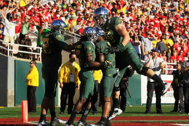 USC, Oregon, Stanford and Washington Football in SI's Post-Spring Top 25