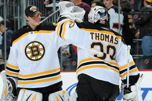Boston Bruins: The 2012 Tuukka Rask Should Emulate the 2010 Tim Thomas