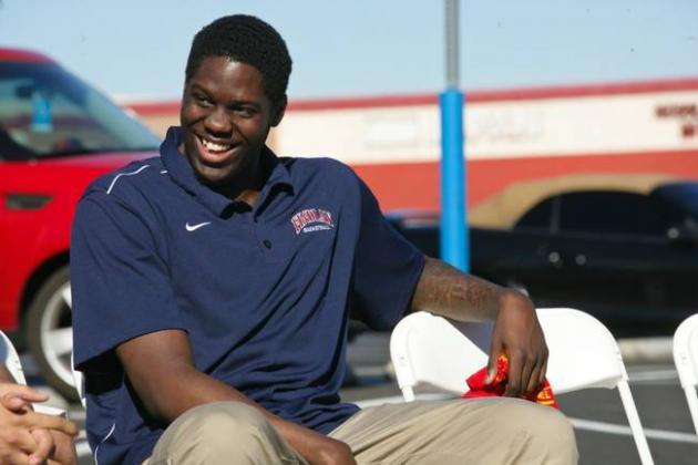 College Basketball Recruiting: Anthony Bennett Down to Three Schools