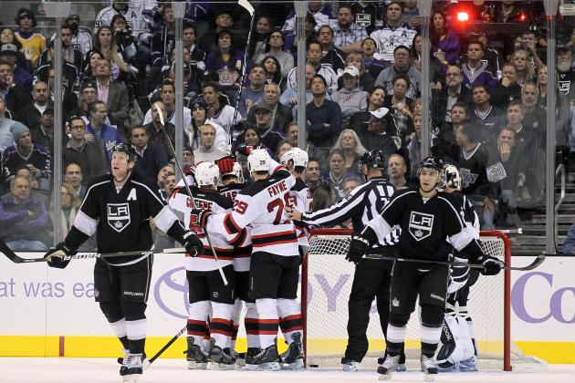 NHL Playoffs 2012: Why the Los Angeles Kings Will Not Win Stanley Cup
