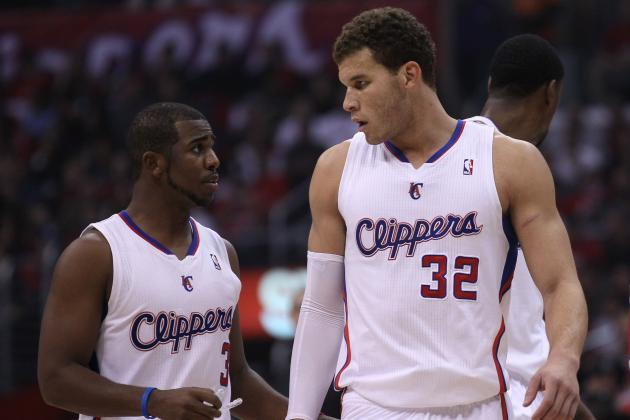 NBA Playoffs 2012: Memphis Grizzlies vs. Los Angeles Clippers, Game 3 Odds