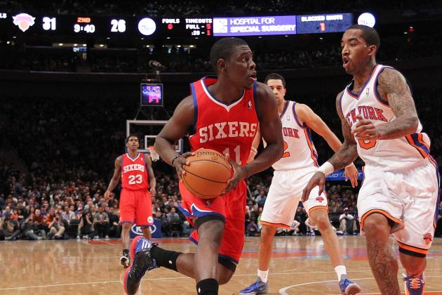 NBA Playoffs 2012: Jrue Holiday and Other Stars Making Names for Themselves