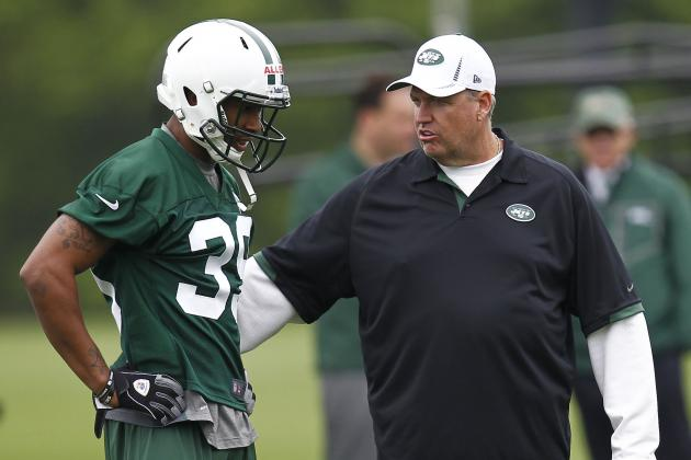 New York Jets' Underdog Status Plays into Rex Ryan's Hands