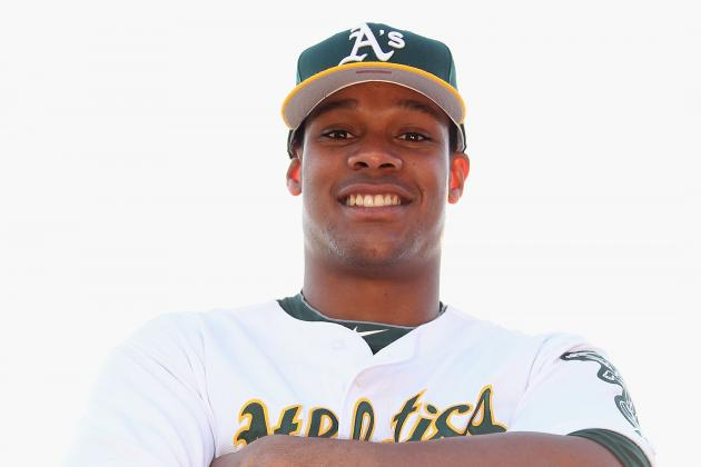 Oakland Athletics: Rookie Michael Taylor Gets Call-Up and Start in Left Field