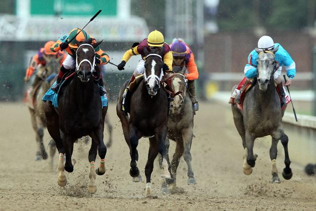 Kentucky Oaks 2012: Breaking Down the Best and Worst Finishes