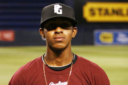 Cleveland Indians Top Prospect Francisco Lindor off to a Great 2012 Start