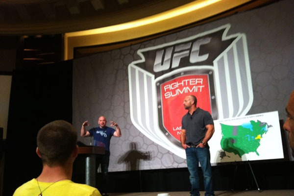 UFC Fighter Summit on Behavior: The Big Issues That Need Fixing