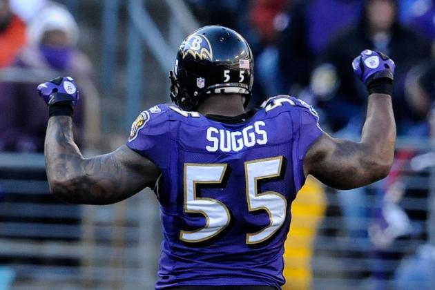 Terrell Suggs Injury: A Golden Opportunity for Courtney Upshaw, Sergio Kindle
