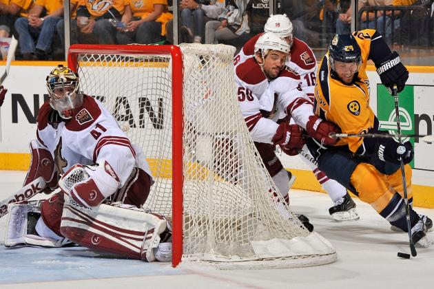 NHL Playoffs: Have the Phoenix Coyotes Become Dark-Horse Stanley Cup Contenders?