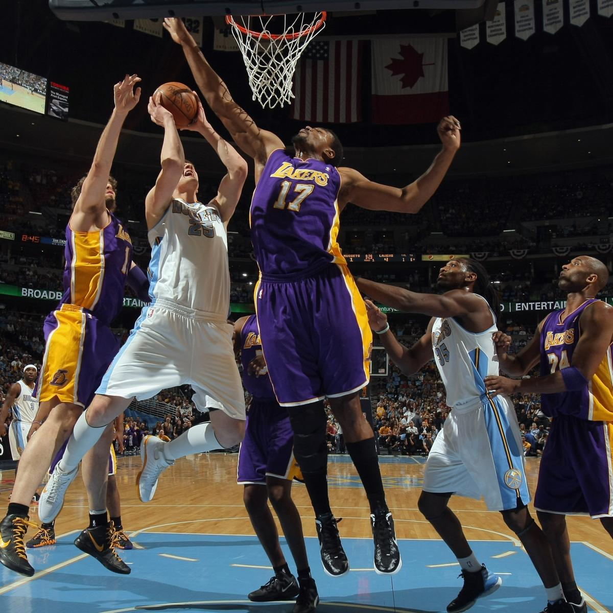Lakers Vs. Nuggets: Instant Reaction And Analysis Of Game