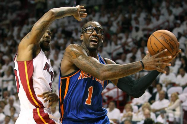 NBA Playoffs 2012: Why New York Knicks Must Trade Amar'e Stoudemire in Offseason