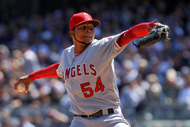 Ervin Santana and Los Angeles Angels Set Embarrassing, Unbelievable Record