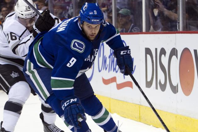Vancouver Canucks Prospects Coverage: RW Zack Kassian