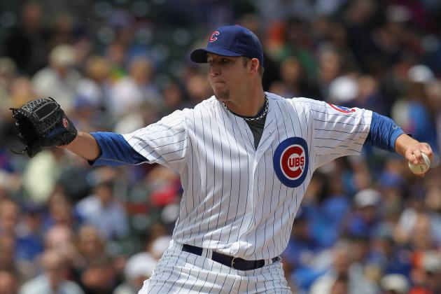 Paul Maholm Shuts Down the Dodgers Offense, Cubs Win 5-4
