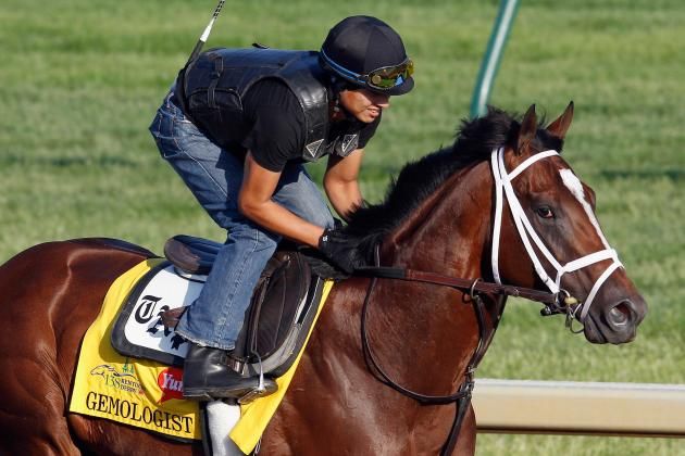 Kentucky Derby 2012 Post Positions: Gemologist Won't Be Ruined by Horrible Draw