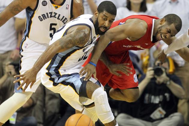 NBA Playoffs 2012: Grizzlies vs. Clippers Live Blog and Analysis