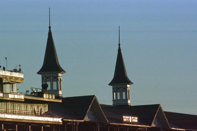 Kentucky Derby TV Schedule: Times and Channel Listings for 138th Derby