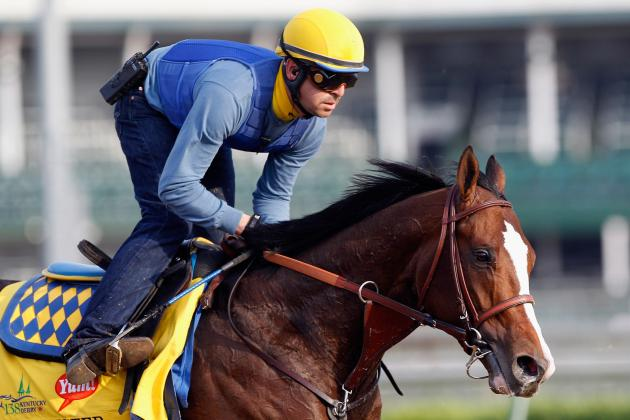 Kentucky Derby 2012 Weather: Bodemeister, Union Rags Must Fear the Rain Factor