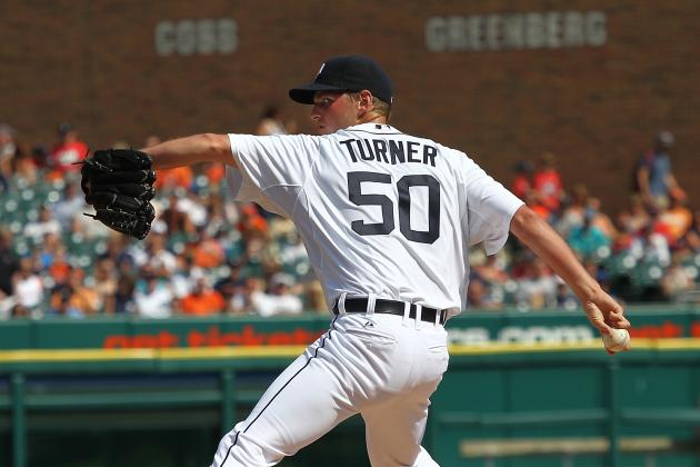 Detroit Tigers: Why the Time to Trade Jacob Turner Is Now