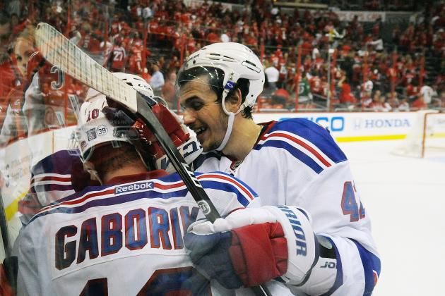 NHL Playoffs 2012: The Key to Game 4 Between the Rangers and Capitals