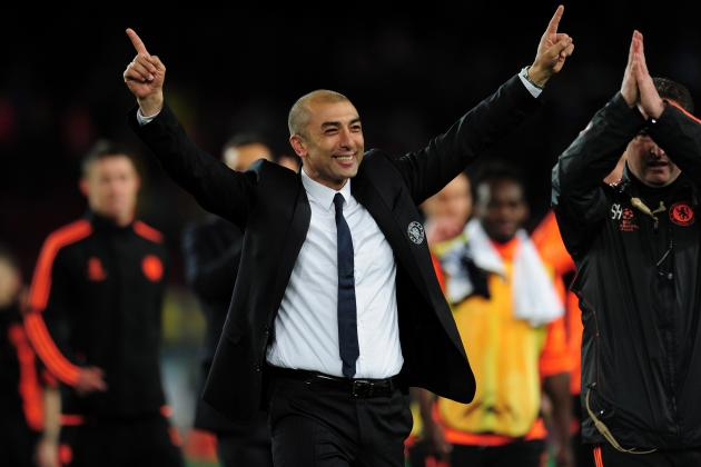FA Cup Final 2012: Roberto Di Matteo Will Prove He Should Run Blues with Big Win